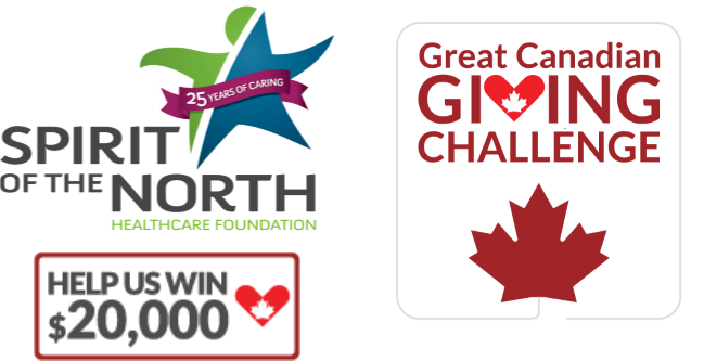 Make a Difference Monday's for The Great Canadian Giving Challenge!
