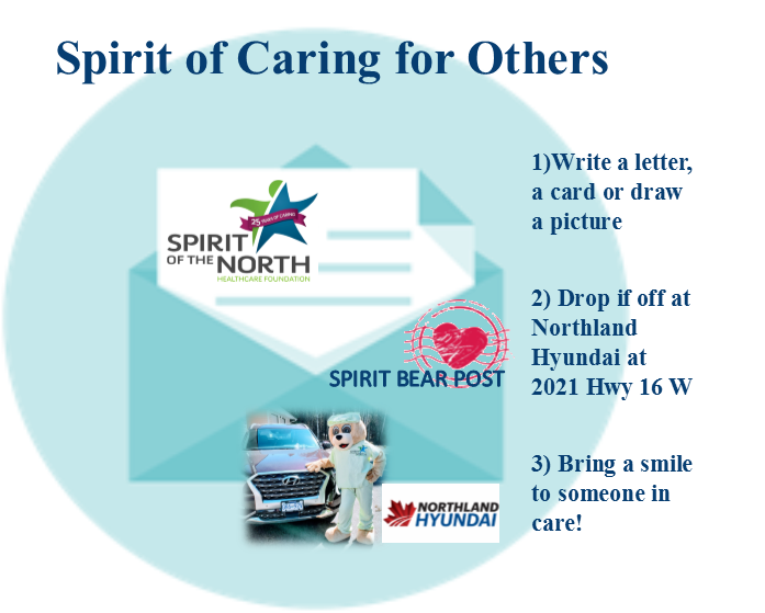 Spirit of Caring for Others