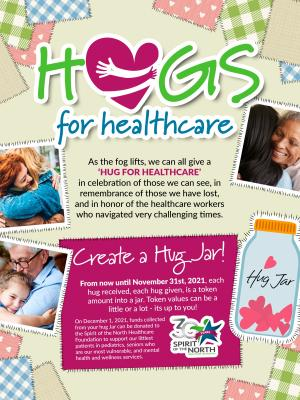 Hugs for Healthcare